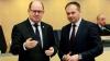 Andrian Candu, la întrevederea cu Urban Ahlin: Suedia este vocea diplomaţiei pentru susţinerea Moldovei