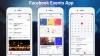 Facebook Events, cea mai nouă aplicație pentru cei activi social