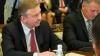 O delegaţie oficială din Republica Belarus efectuează o vizită de lucru la Chişinău