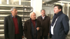 Eduard Grama, la Cahul: Dezvoltarea industriei vinului va atrage investiţii în Moldova