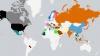 Harta țărilor în care turiștii nu vor să se mai întoarcă. Vezi de ce nu le place România, Rusia sau SUA