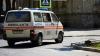 LOVITĂ pe trecerea de pietoni! O tânără din Capitală, transportată de urgenţă la spital (VIDEO)