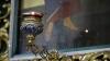 O icoană de pe muntele Athos, adusă la Ciuflea. Zeci de enoriaşi au venit la biserică