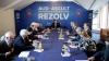 Savanţii din Moldova susţin candidatura lui Marian Lupu pentru funcţia de preşedinte al ţării (FOTOREPORT)