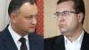Dezbatere electorală cu Marian Lupu şi Igor Dodon. LIVE TEXT