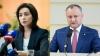 Maia Sandu a refuzat să semneze un pact anti-Plahotniuc, propus de socialişti