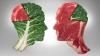 Vegetarieni versus carnivori: Află cine trăiește mai mult și de ce