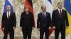 Angela Merkel se va întâlni la Berlin cu președinții Franței, Rusiei și Ucrainei. Ce subiecte se vor discuta