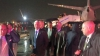 Avionul candidatului republican la vicepreşedinţia SUA, Mike Pence, a ieşit de pe pista aeropotului LaGuardia