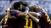 Distracţie la antrenamentul Barcelonei! Ce li s-a întâmplat lui Messi, Neymar şi Suarez