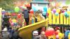 Edelweiss a adus sărbătoare copiilor din Drochia. Micuţii vor avea de acum înainte un teren de joacă modern