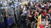 Filipine: Mai multe persoane lovite de mașini ale poliției la un protest din fața ambasadei SUA din Manila