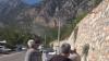 ATAC CU RACHETE în Antalya: A fost lovit depozitul unui magazin şi a izbucnit un incendiu