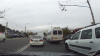 Martor ocular: AŞA SE CIRCULĂ în Capitală! NESIMŢIREA unor şoferi NU ARE LIMITE (VIDEO)