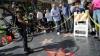 Bărbatul care a vandalizat steaua lui Trump de la Hollywood a fost arestat