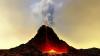 STARE DE ALERTĂ: Vulcanul Colima aruncă cenuţă şi gaze la o înălțimea de doi kilometri