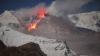 E FOC ŞI PARĂ! Vulcanul Shiveluch din estul Rusiei a răbufnit din nou