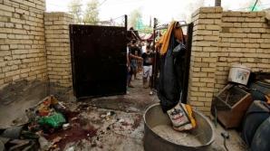 ATENTAT TERORIST în Bagdad: Cel puţin 55 de persoane au decedat în urma unui atac sinucigaş
