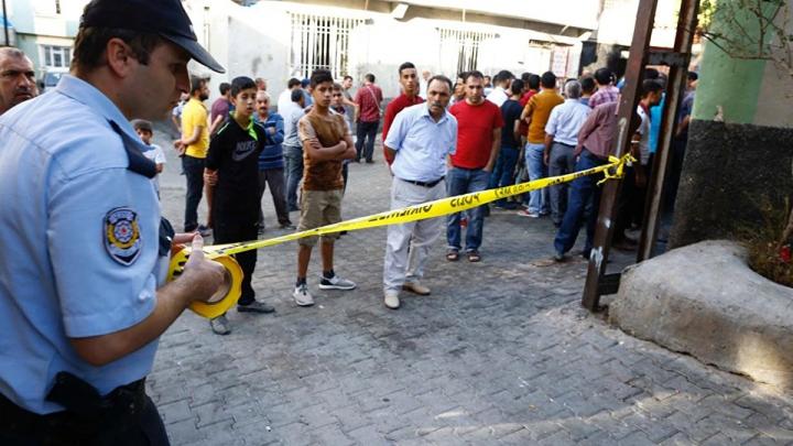 EXPLOZIE PUTERNICĂ în oraşul turc Gaziantep. Sunt victime