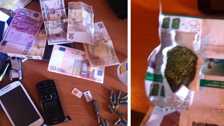 PLÂNGE PUŞCĂRIA după el! Un bărbat din Capitală, REŢINUT pentru falsificarea banilor şi vânzarea drogurilor