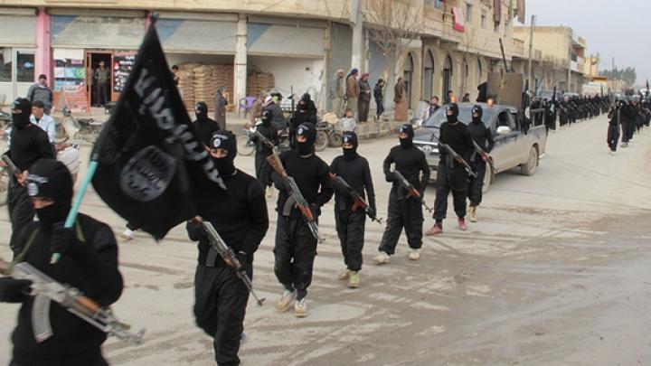 Operațiune militară DE AMPLOARE pe frontul din Mosul împotriva ISIS (VIDEO)