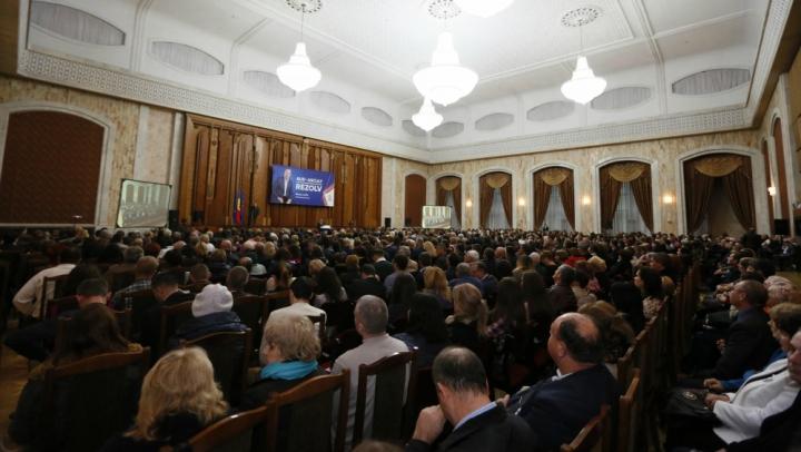 Întreaga echipă a democraților, mobilizată să îl susţină pe Marian Lupu la funcția de președinte al Moldovei