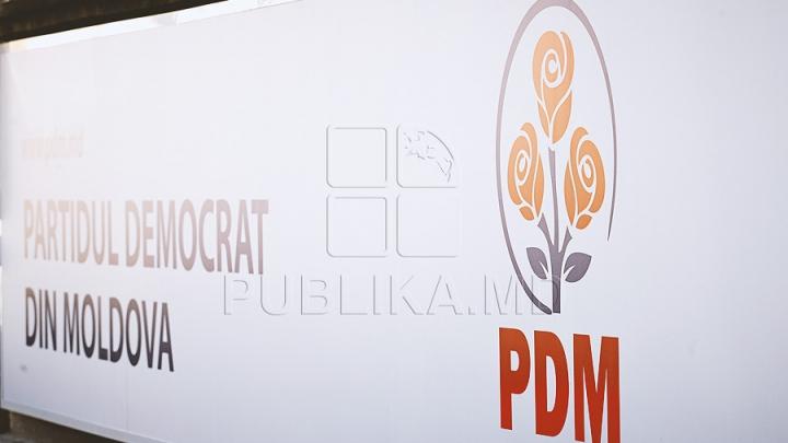 Retragerea lui Marian Lupu: REACȚIA PDM în legătură cu declarațiile Maiei Sandu și ale lui Igor Dodon