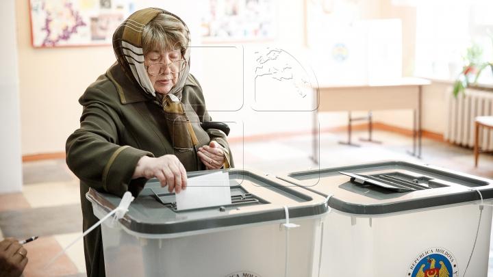 Moldova şi-a ales preşedintele! Pentru cine au votat moldovenii aflaţi în Federaţia Rusă