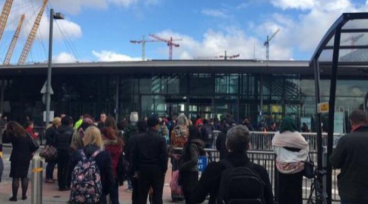 Alertă de securitate în Londra! O staţie de metrou a fost evacuată complet