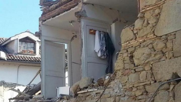 Mărturiile unei moldovence, după cutremurul din Italia: A fost îngrozitor, îmi tremura totul în casă
