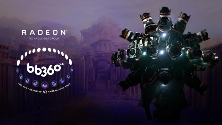 Tehnologie VR! AMD a lansat o cameră de filmat 360 pentru realitatea virtuală