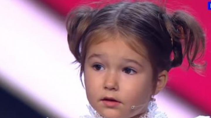 GENIU la patru ani! Fetiţa care vorbeşte fluent şapte limbi (VIDEO)