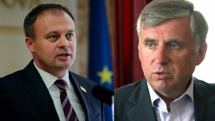 Andrian Candu despre Ion Sturza: S-a transformat într-un demagog şi mincinos pe Facebook