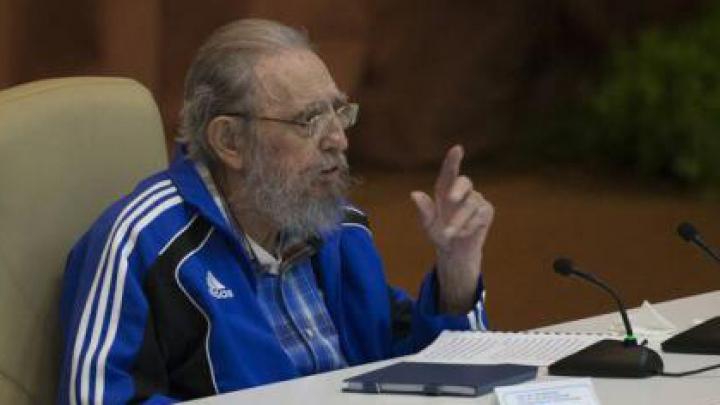 Fidel Castro susține că Donald Trump s-a descalificat la prima dezbatere electorală cu Hillary Clinton