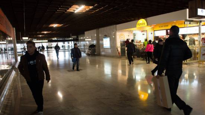 ALERTĂ CU BOMBĂ la Bruxelles! Gara de Nord a fost EVACUATĂ (FOTO)