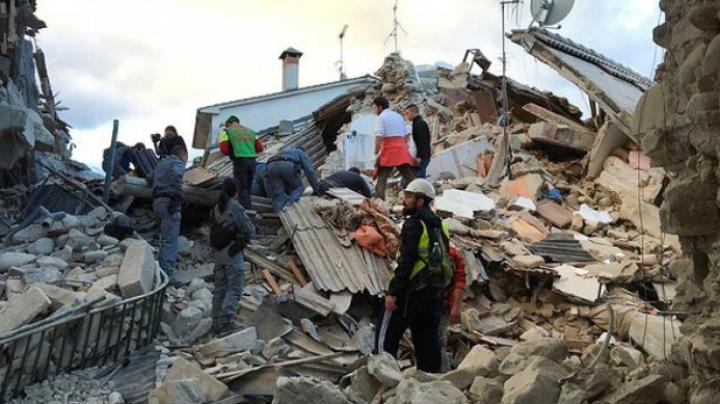 SEISME DE PROPORŢII produse în Italia. Cel mai puternic cutremur a ucis 95.000 de persoane
