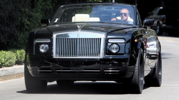 TOP 10 cele mai tari maşini de fotbalişti! Beckham are un Rolls Royce. Ce bolid are Ronaldo (FOTO)