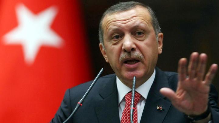 Recep Tayyip Erdogan: Turcia nu va rămâne în afara operaţiunii de eliberare a oraşului Mosul