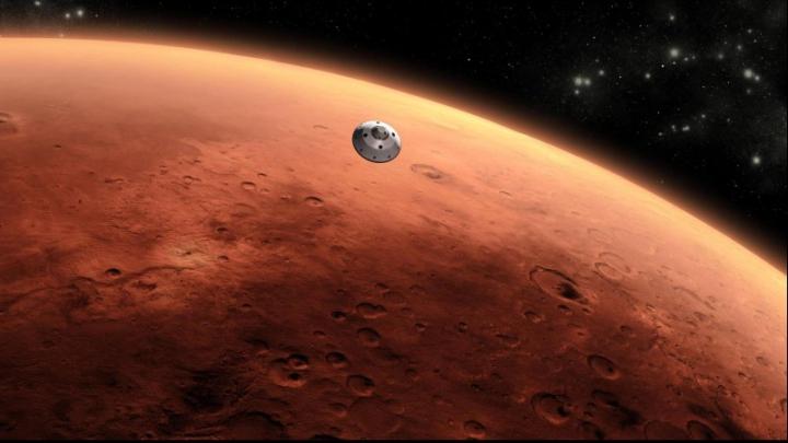 STUDIU: Pe Marte ar putea exista viață! Ce spun oamenii de știință