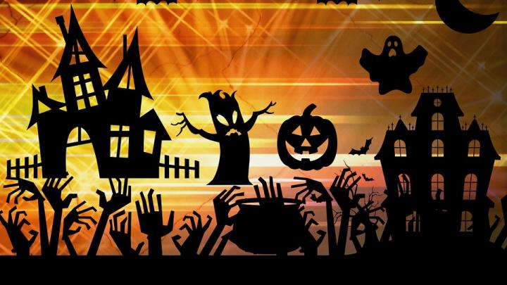 SIMPLU şi CREATIV! Află cum să faci decorațiuni de Halloween (VIDEO)