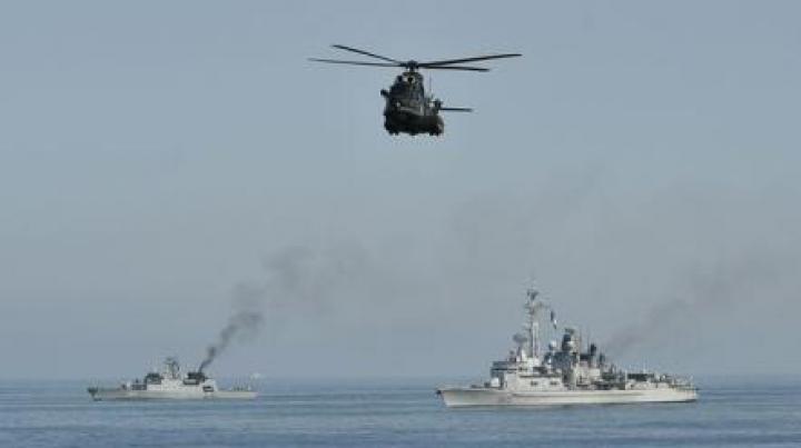 Constanța: Un exercițiu aero-naval româno-francez, cu trageri de luptă, se va desfășura pe Marea Neagră