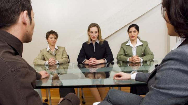 Greşeli care sunt fatale la interviul de angajare. Dezvăluirea celor care fac recrutări