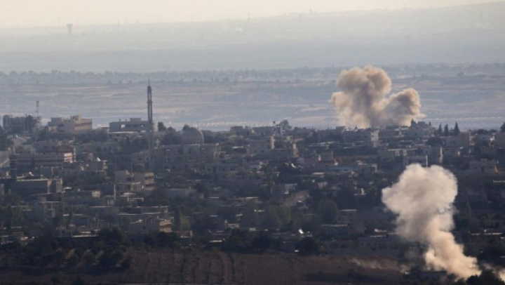 Lovitură uriașă pentru ISIS. A pierdut un sfert din teritoriul pe care îl controla anul trecut