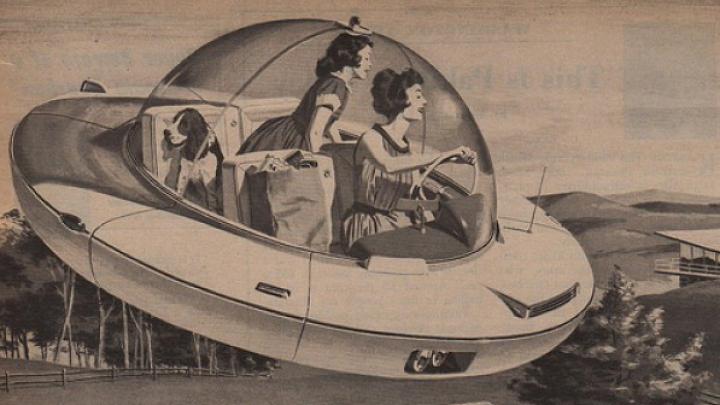 Cum vedeau oamenii în urmă cu un secol casa viitorului? Vezi dacă s-au adeverit previziunile lor (FOTO)