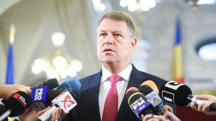 Klaus Iohannis: România şi Uniunea Europeană NU se vor amesteca în alegerile prezidenţiale din Moldova