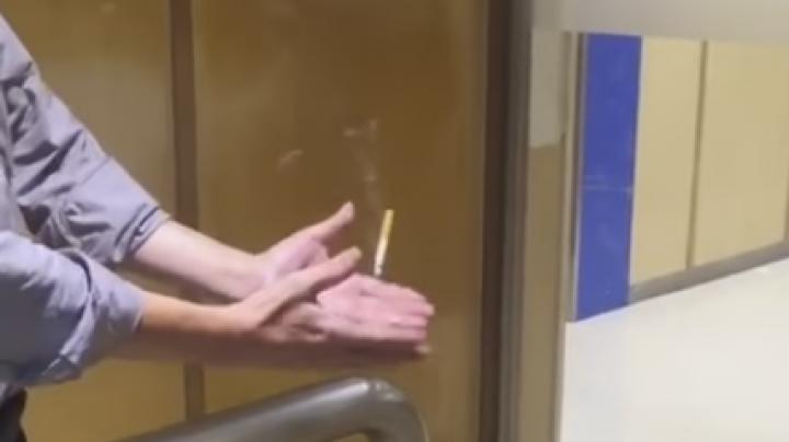"""""""E un adevărat vrăjitor!"""" Trucul magic care face furori pe Internet (VIDEO)"""