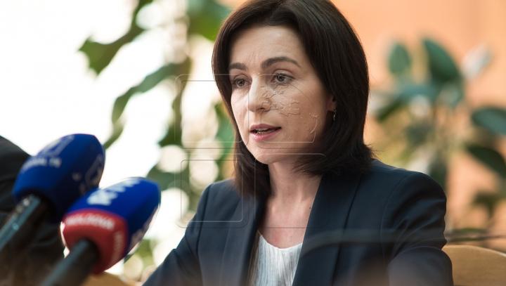 Maia Sandu, despre desemnarea candidatului comun: Încă nu ştim cine e