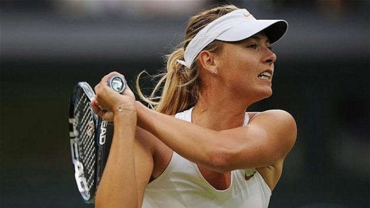 Maria Șarapova s-a distrat copios înaintea startului turneului WTA de la Stuttgart