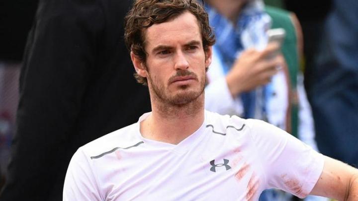 Tenismanul Andy Murray, hărțuit de camerista unui hotel. Ce amănunte a oferit sportivul
