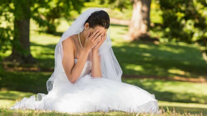 MOTIVUL ireal pentru care un bărbat a divorțat de soția sa la două ore de la căsătorie